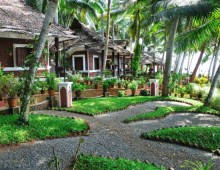 Shinshiva Ayurvedic Resort 3*, Chowara, Kerala