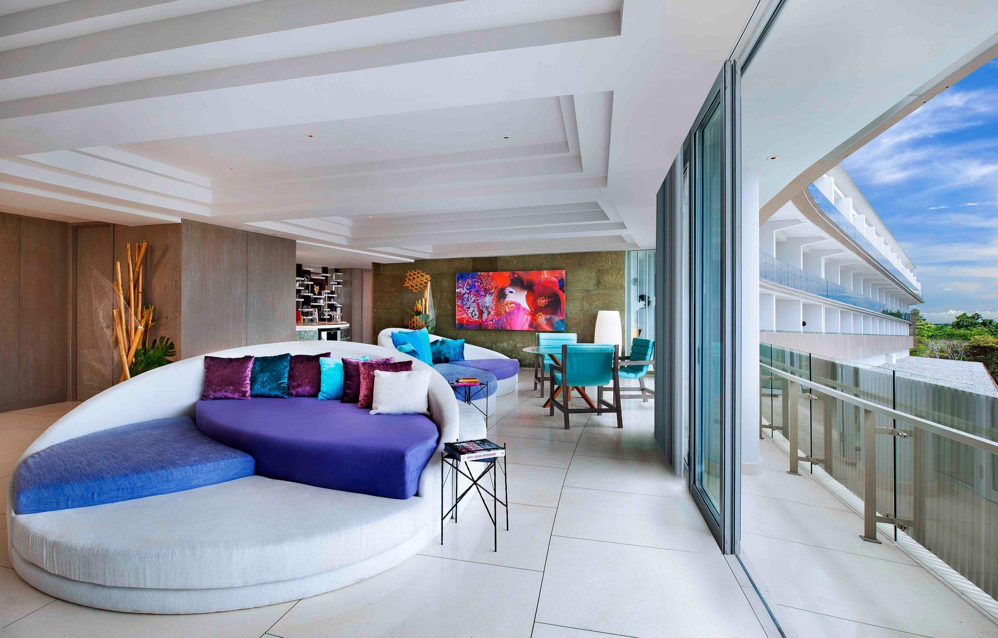 Hotel W Retreat & Spa Bali 5*