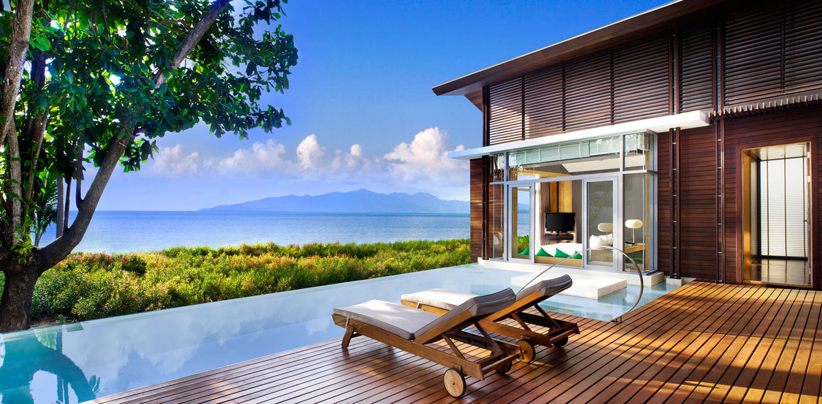 W Retreat 5*, Koh Samui