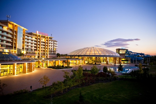 Aquaworld Resort 4* , Budimpešta