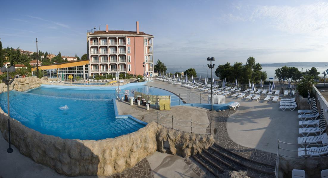 Aquapark Hotel Žusterna 3*