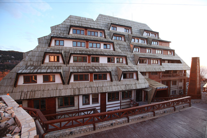 Apart Hotel & Spa Zoned 4*