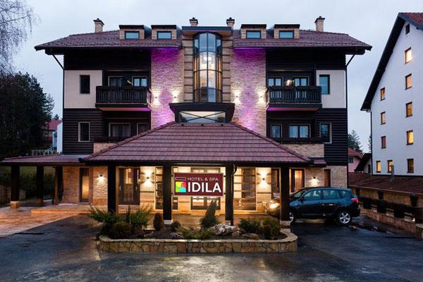 Hotel & Spa Idila 4*, Zlatibor