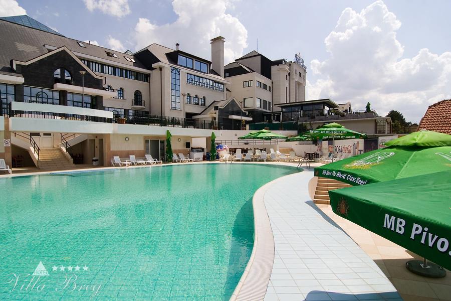Hotel Villa Breg 4*, Vršac