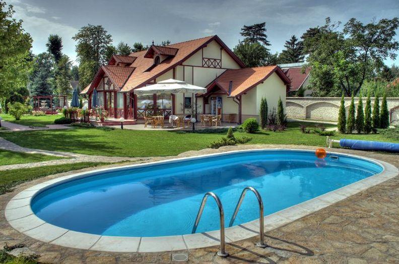 Garni hotel Vila Milord 4*, Palić