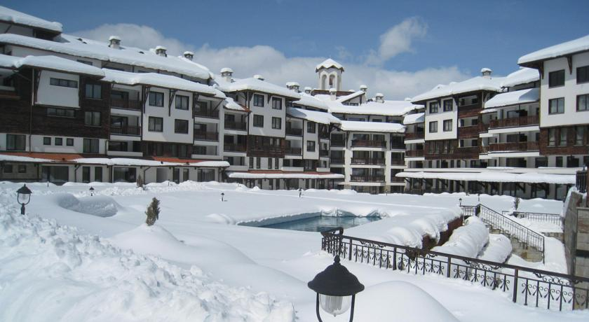 Bansko Royal Towers Apartments 4*